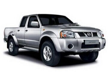 Nissan NP300 PICK UP D22